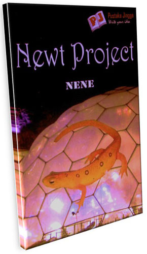 Resensi Novel (Newt Project) 1